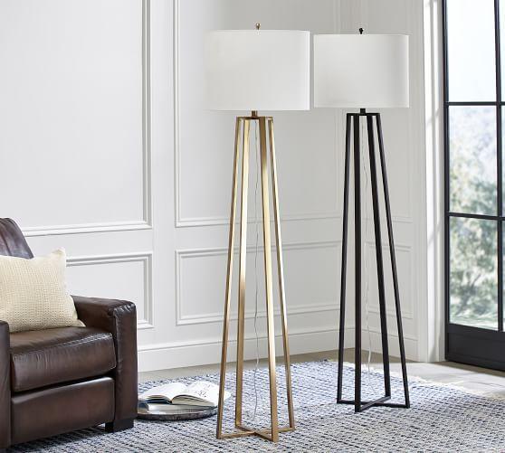 Carter Floor Lamp Floor Lamp Floor Lamps Living Room Lamp