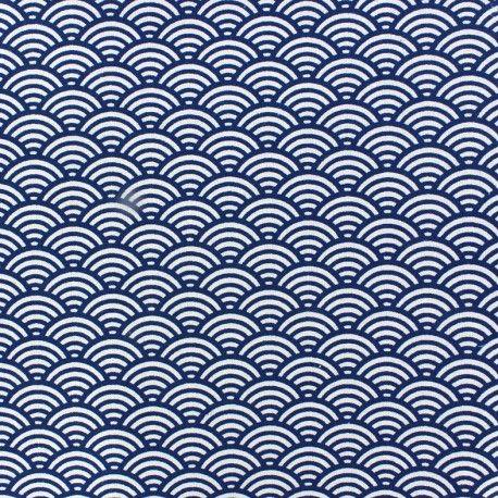 Tissu coton cretonne Suchis