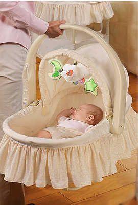 17 mejores im genes sobre ajuar bebes en pinterest - Moises clasicos para bebes ...