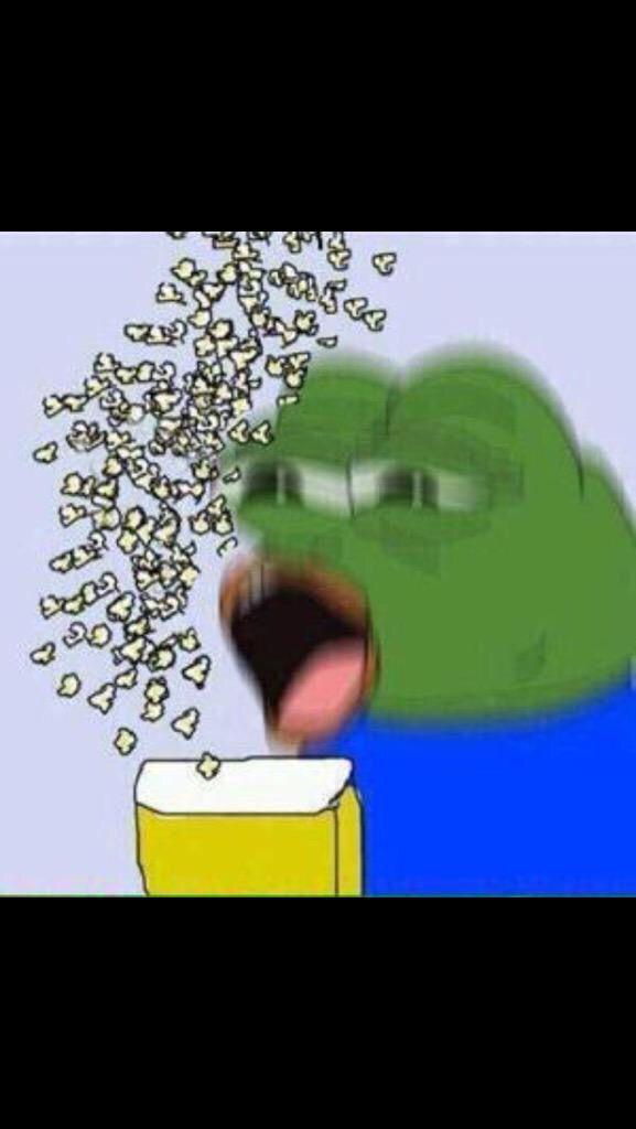 Angriest Pepe