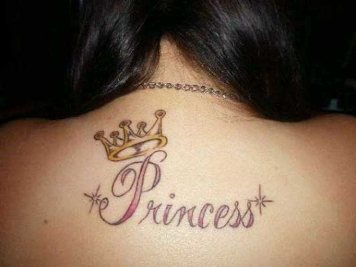 And this one for Harley. Get her name where it says princess