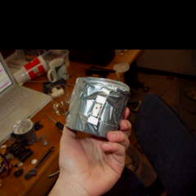 Home made flash grenade! http://www.instructables.com/id/Flash-Grenade%21/