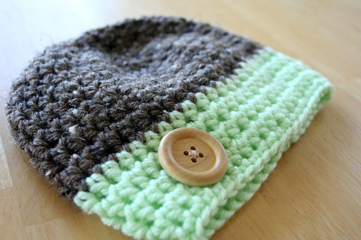 Newborn baby boy hat baby photo prop newborn photo by JandEdoodles, $20.00