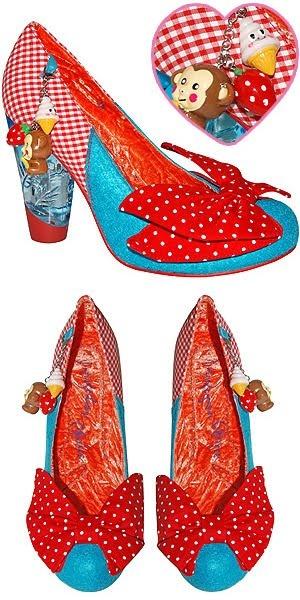 I LOVE Irregular Choice shoes! :)