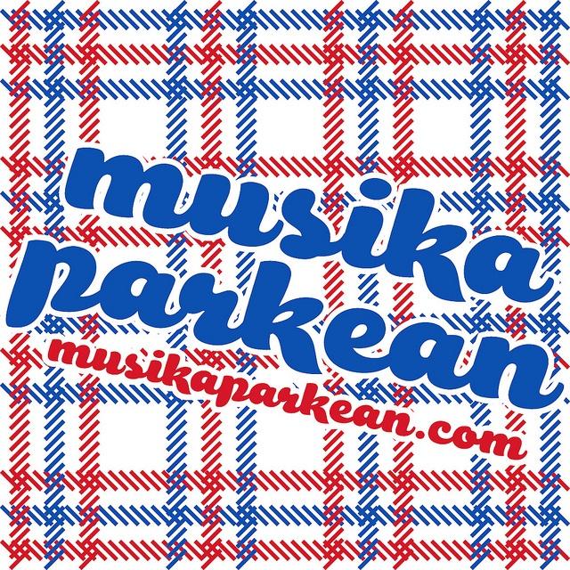 "Musika Parkean 2012 - ""Picnic Parkean"" pegatina"