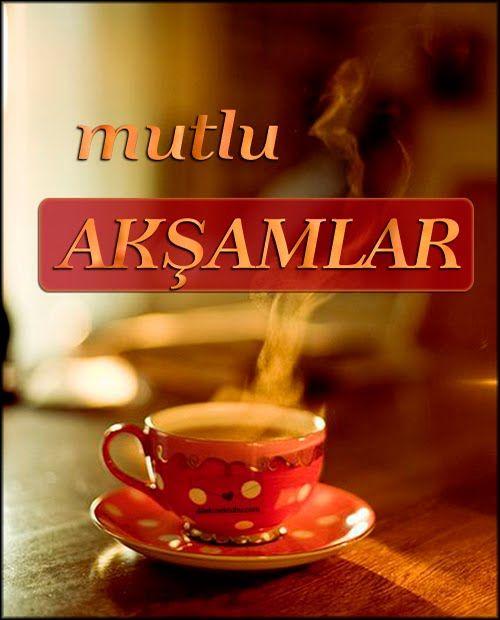 Открытка на турецком языке добрый вечер