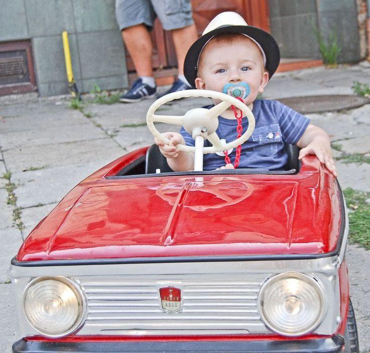 Gratka dla fanów pojazdów zabytkowych  - Drynda