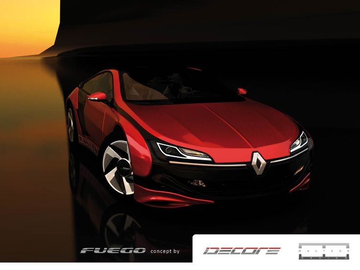 #Renault #Fuego 2016