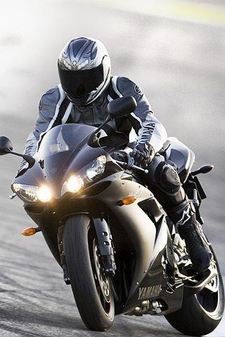 Yamaha R1 2006...looks like fun.