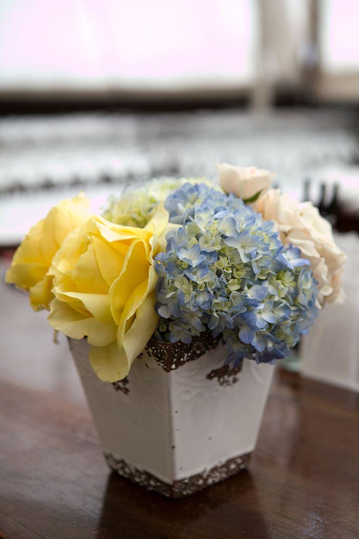 A Garden Engagement designed by Maddy K. www.maddyk.com