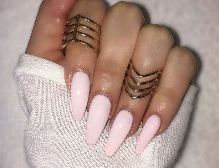 80 стильные акриловые ногти для любого случая