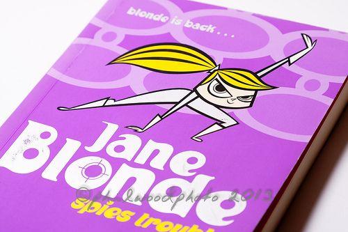 287:365:2013 - Jane Blonde