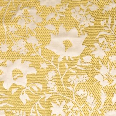 Mokum fabric, Jardin des Tuileries Chartreuse