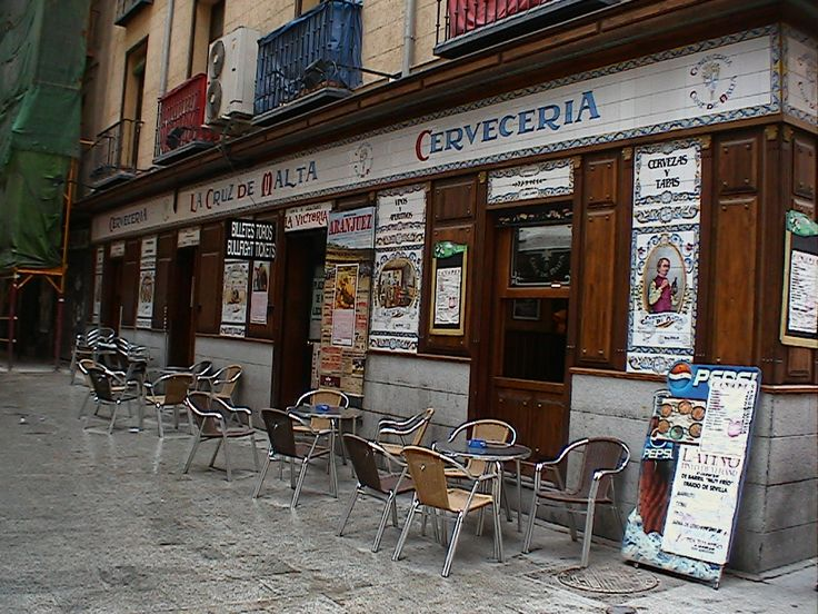 Bearhall in Valladolid, Spain