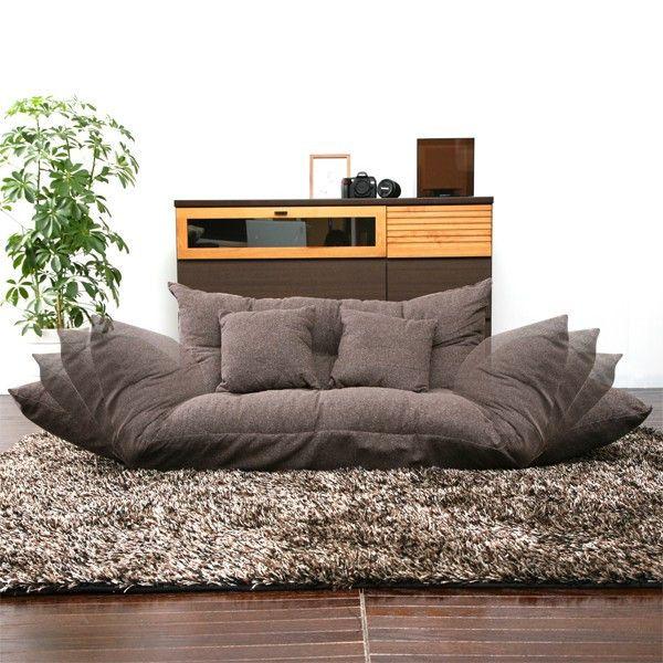Barato Salão piso dobrável dia preguiçoso sofá cama ...