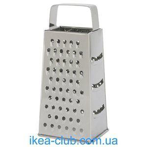 ИКЕА, IKEA, ИДЕАЛИСК, 669.162.00, Терка, нержавеющ сталь
