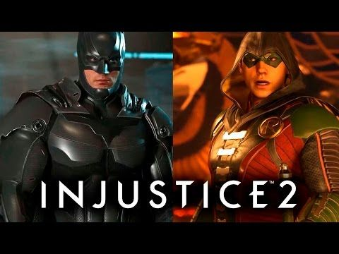 INJUSTICE 2 All BATMAN vs ROBIN Intro Dialogues, Quotes, Character Banter 1080p HD 2017 - (Moreinfo on: https://1-W-W.COM/quotes/injustice-2-all-batman-vs-robin-intro-dialogues-quotes-character-banter-1080p-hd-2017/)