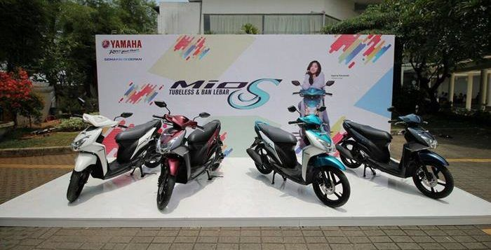Yamaha Mio S vs Honda BeAT Pop, Komparasi Skutik 15 Jutaan
