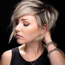 Chloe Brown Short Hairstyles - 12