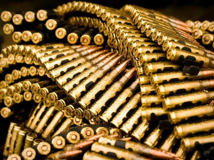 Gun Wallpapers Bullet Machine