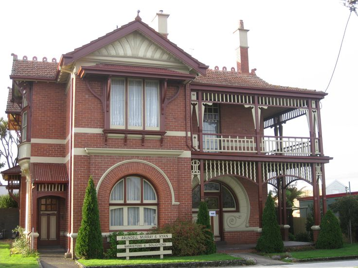 """Glenora"" - Corner Bromfield and Corangamite Streets, Colac | Flickr - Photo Sharing!"