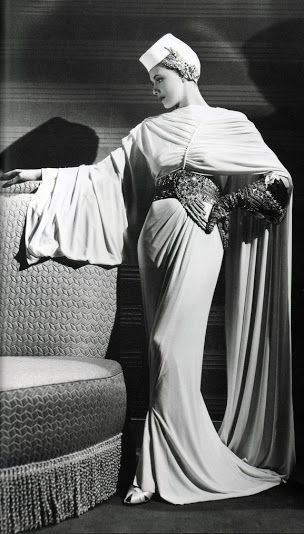 """Dress by Adrian (American, 1903-1959) for the film """"The Women"""" Directed by George Cukor, 1939"""