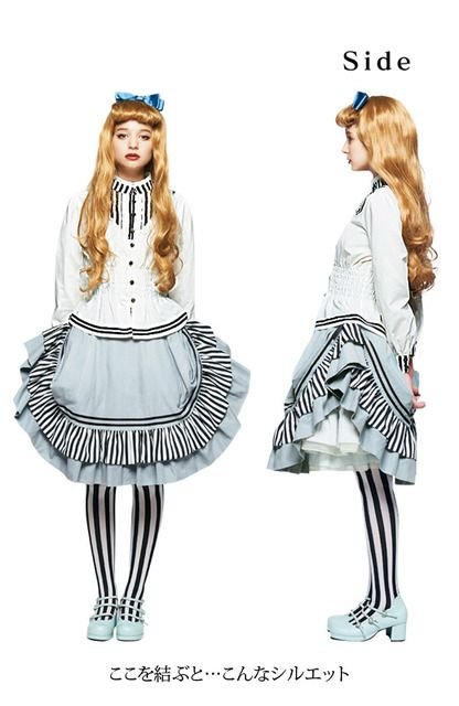 Classic Lolita : Alice in Wonderland