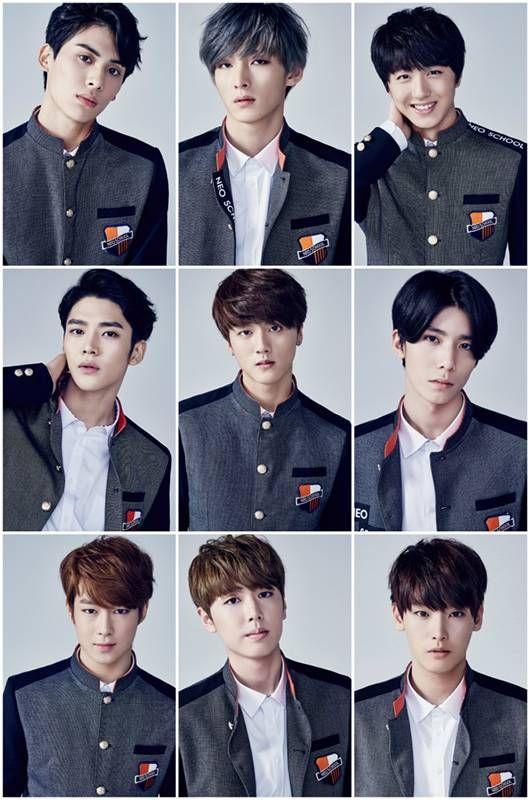 Watch Neoz School trainees in their Profile Shoot! | allkpop