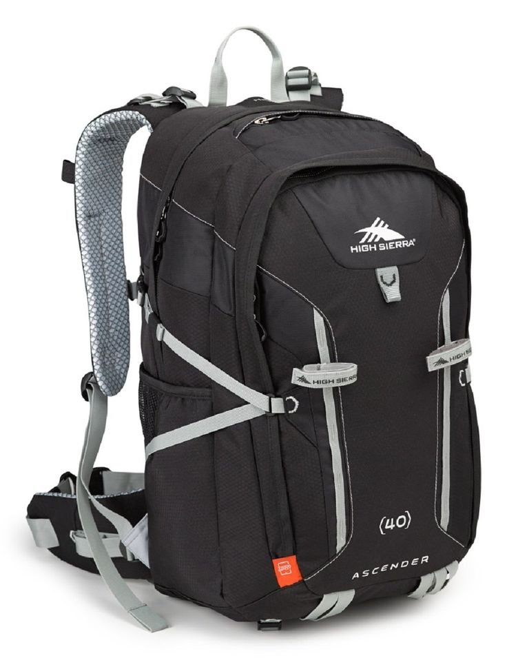 High Sierra Classic 2 Series Ascender 40 Frame Pack ** See this awesome image  : Backpacks for hiking