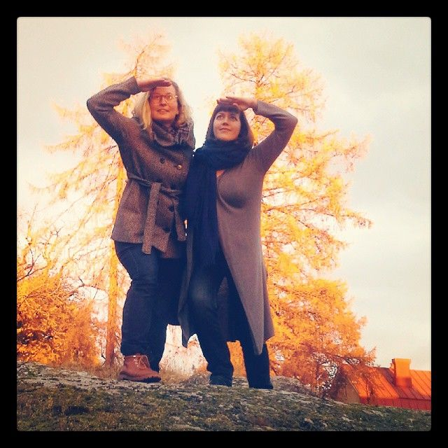 Ritz Winter Hop approaching! Event managers checking out the camp site #ritzlindyhoppers #ritzwinterhop #lindyhop #swingdance #autumn #ritzwinterhop2015