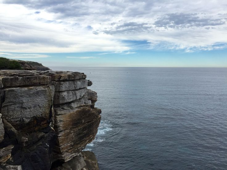 Bundeena Cliffs - Royal National Park Sydney
