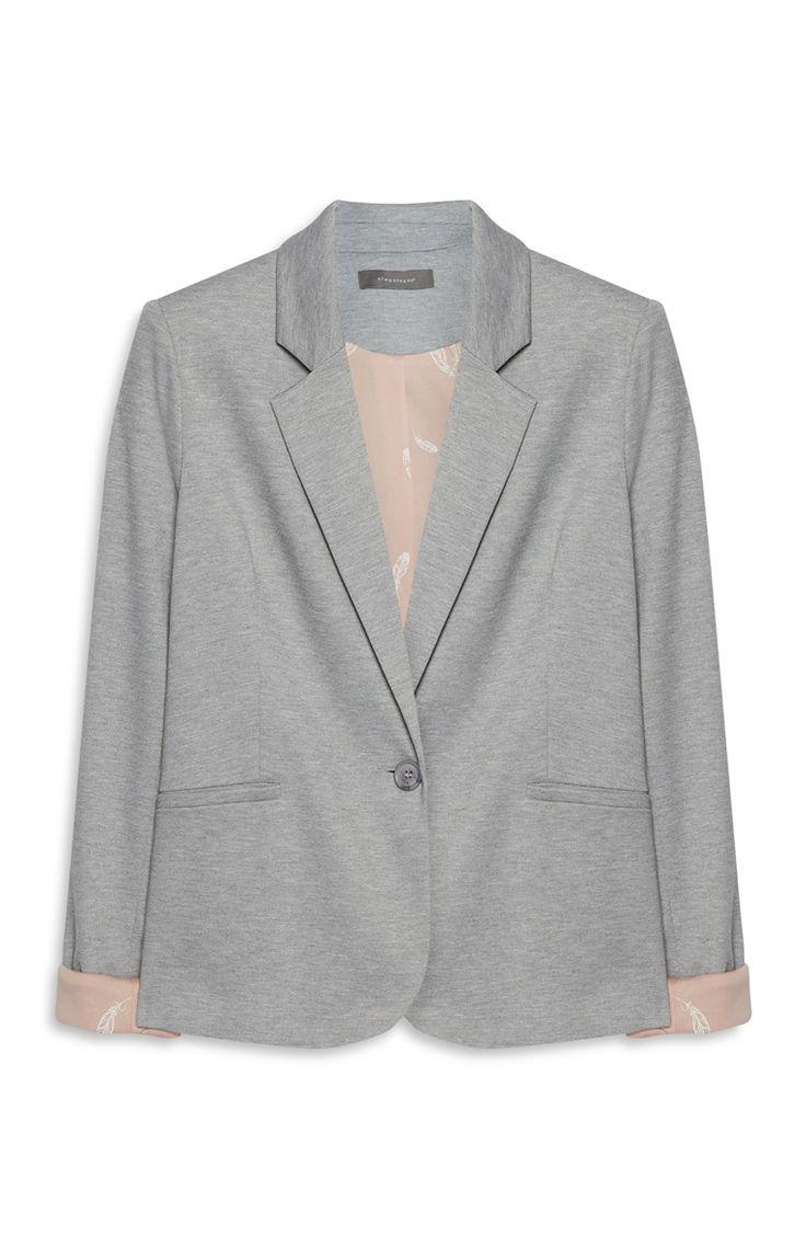 Primark - Grijze blazer