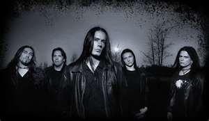 Poisonblack~Finnish rock band