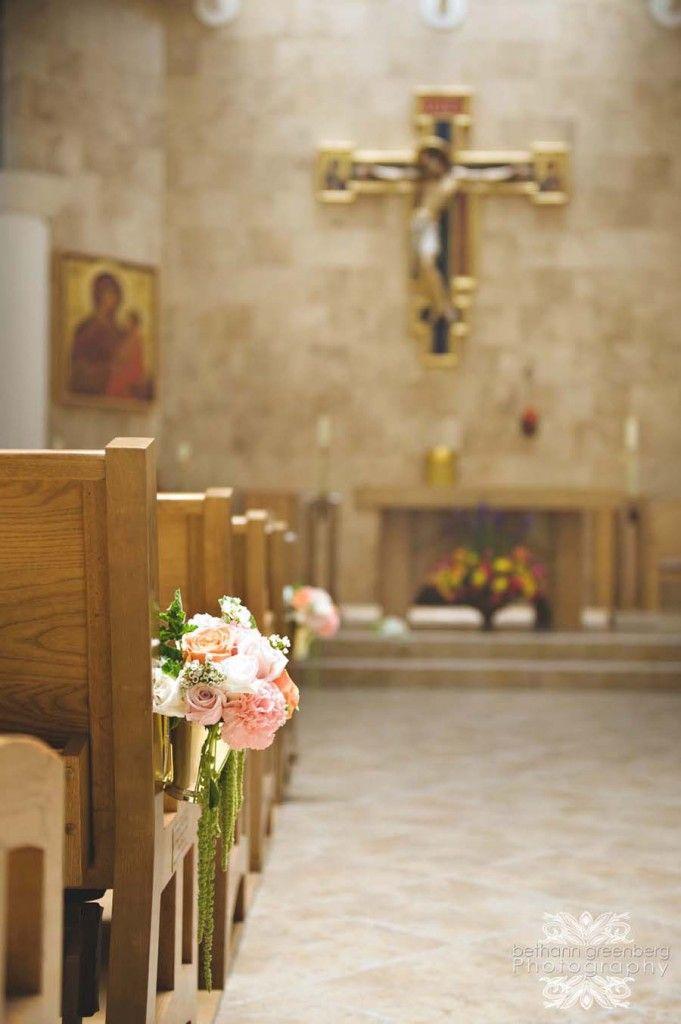 Cross Flowers Corpus Christi Catholic Church Hyatt Regency Mission Bay San Go Wedding Photographer Ph