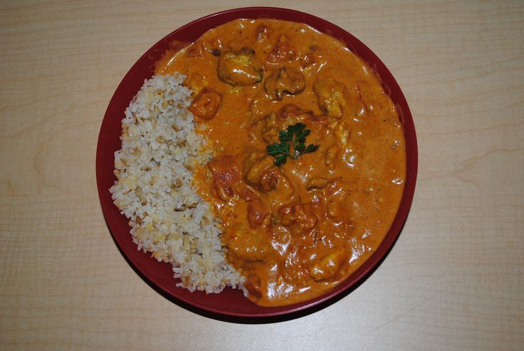 https://flic.kr/p/rJmYsw | Chicken Tikka Masala (1)