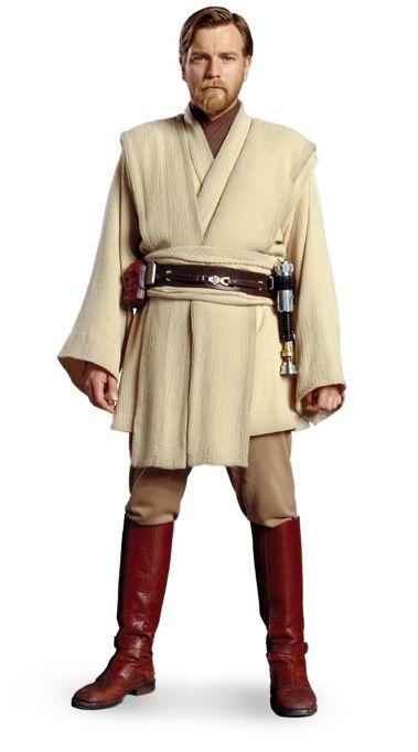 Ewan McGregor aka Obi-Wan Kenobi, mmmhmmm :)
