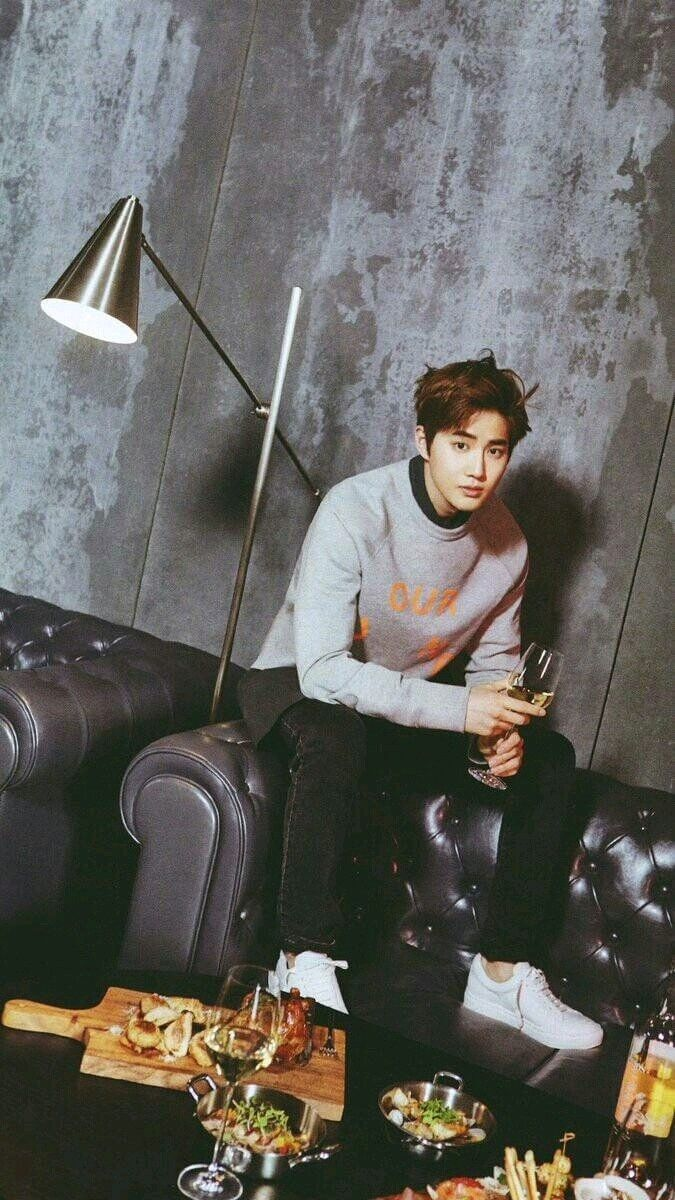 Suho  Myeon