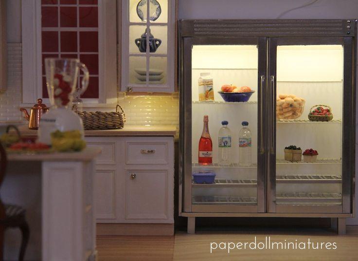 246 best Modern dollhouse images on Pinterest Modern dollhouse