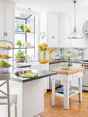 Best 25 Bright Kitchens Ideas On Pinterest Kitchens With White Cabinets Bohemian Kitchen And