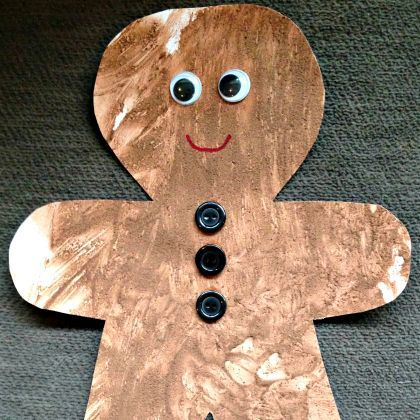 15 Gingerbread Man Activities – Play Ideas