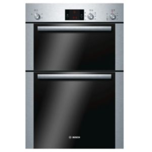 Bosch HBM13B252B Electric Double Oven Bosch HBM13B252B Electric Double Oven.Enjoy cooking again with this built in electric double oven from Bosch. The four functions 3x combination grid 1x universal pan 1x insert grid and LED display are http://www.MightGet.com/april-2017-1/bosch-hbm13b252b-electric-double-oven.asp