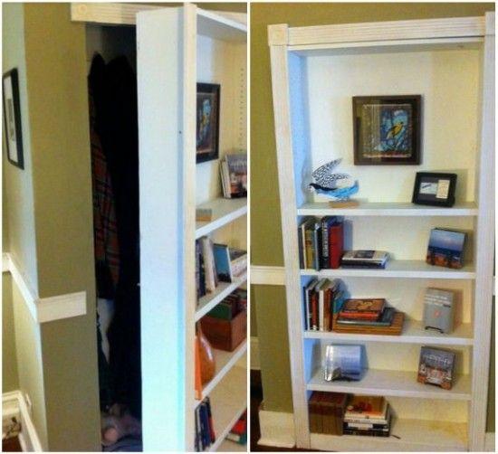 Best 20+ Hidden door bookcase ideas on Pinterest   Bookcase door Hidden doors and Secret room doors & Best 20+ Hidden door bookcase ideas on Pinterest   Bookcase door ... Pezcame.Com