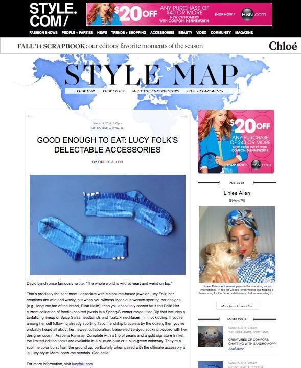style.com coverage