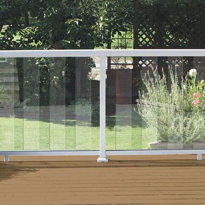 1000+ idées à propos de Glass Railing System sur Pinterest ...