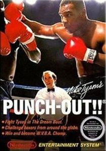 Mike Tyson's Punch-Out! NES Game Cartridge | DKOldies.