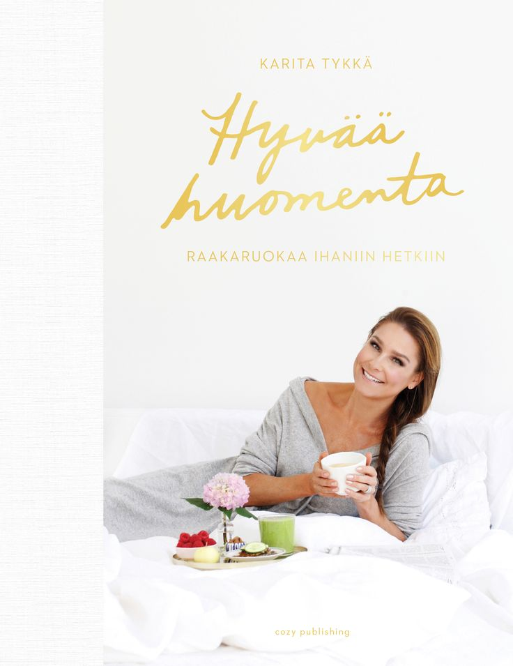 My second book Hyvää huomenta                                    ( cover )