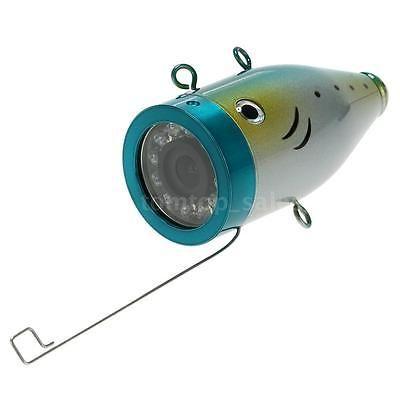 Fishing Underwater Camera Video