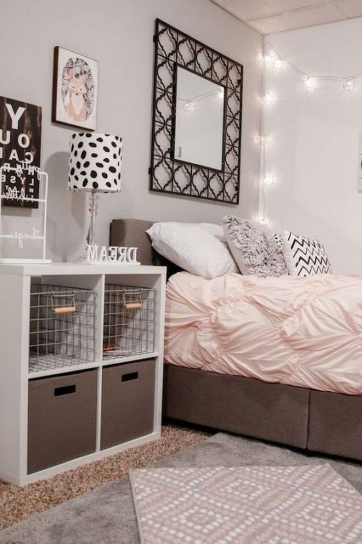 small room ideas for teenage girl