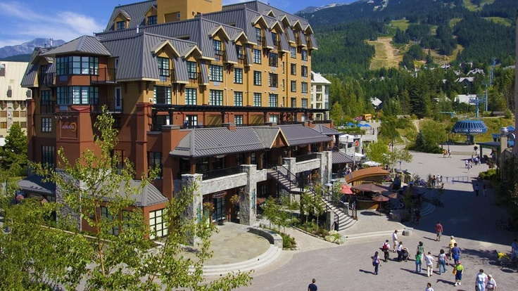 Whistler Village Hotel | Accommodations & Lodging | Sundial Boutique Hotel Whistler