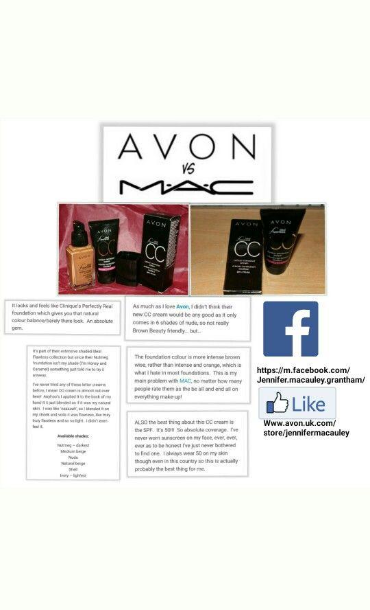 Avon vs mac